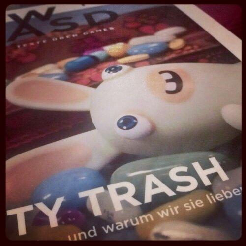 Hmmmm, Tasty Trash!