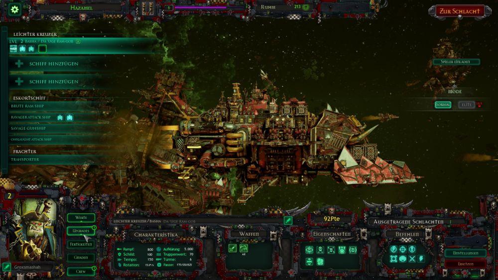 Schiffe versenken im Weltall