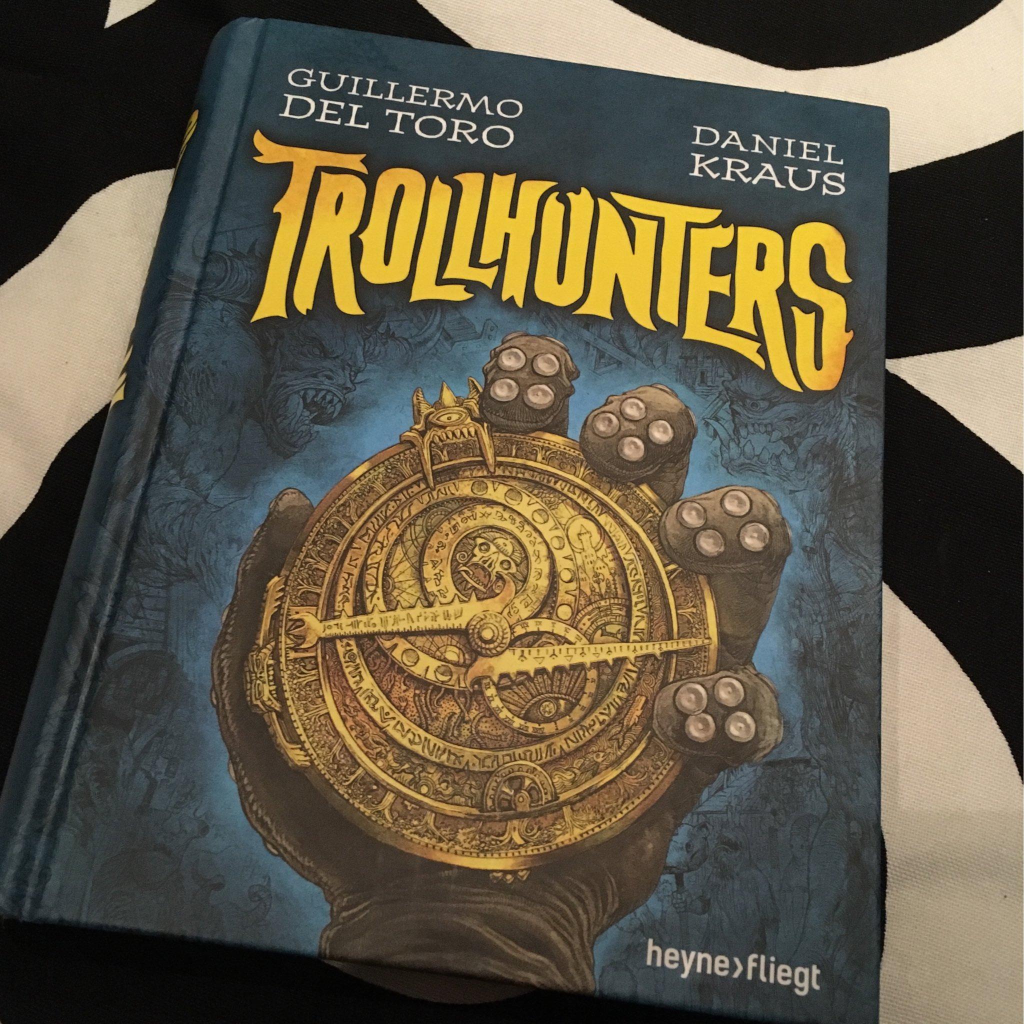 Trollhunters vs. Trollhunters
