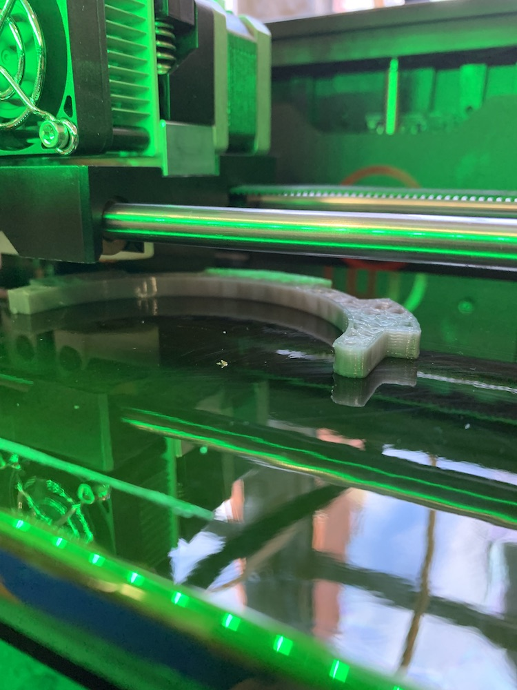 Handschellen aus dem Drucker