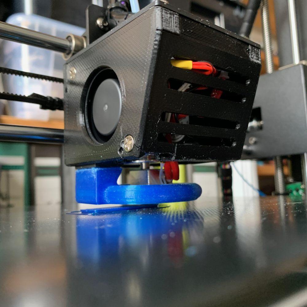 3D Drucker Rückblick